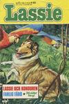 Cover for Lassie (Semic, 1980 series) #3/1981
