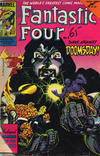 Cover for Fantastic Four (Federal, 1983 series) #8