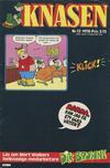 Cover for Knasen (Semic, 1970 series) #12/1978