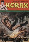 Cover for Korak (Williams Förlags AB, 1966 series) #7/1973
