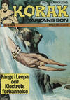 Cover for Korak (Williams Förlags AB, 1966 series) #16/1974