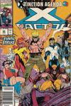 Cover for X-Factor (Marvel, 1986 series) #62 [Australian Newsstand]