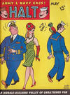 Cover for Halt (Prize, 1941 series) #v4#6