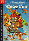 Cover Thumbnail for M.G.M.'s Tom & Jerry's Winter Fun (1954 series) #6 [Canadian]