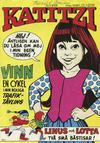 Cover for Katitzi (Williams Förlags AB, 1975 series) #1/1975