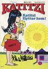 Cover for Katitzi (Williams Förlags AB, 1975 series) #4/1975