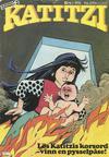 Cover for Katitzi (Williams Förlags AB, 1975 series) #1/1976
