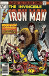 Cover for Iron Man (Marvel, 1968 series) #101 [British Price Variant]