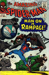 Cover Thumbnail for The Amazing Spider-Man (1963 series) #32 [British Price Variant]