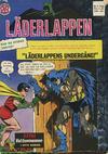 Cover for Läderlappen (Centerförlaget, 1956 series) #1/1966