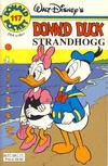 Cover Thumbnail for Donald Pocket (1968 series) #117 - Donald Duck Strandhogg [1. opplag]