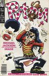 Cover for Pyton (Atlantic Förlags AB, 1990 series) #1/1992