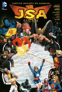 Cover Thumbnail for JSA Omnibus (DC, 2014 series) #3