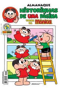 Cover Thumbnail for Almanaque Historinhas de Uma Página (Panini Brasil, 2007 series) #7