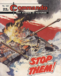 Cover Thumbnail for Commando (D.C. Thomson, 1961 series) #1857
