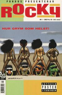 Cover Thumbnail for Rocky (Full Stop Media, 2002 series) #1/2003