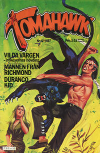 Cover Thumbnail for Tomahawk (Semic, 1976 series) #10/1977