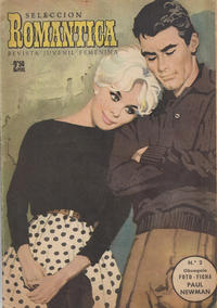 Cover Thumbnail for Romantica (Ibero Mundial de ediciones, 1961 series) #2