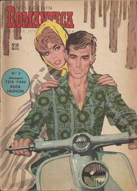 Cover Thumbnail for Romantica (Ibero Mundial de ediciones, 1961 series) #3