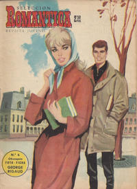 Cover Thumbnail for Romantica (Ibero Mundial de ediciones, 1961 series) #6