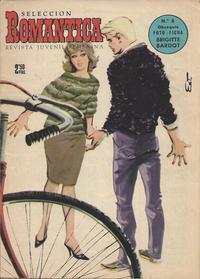 Cover Thumbnail for Romantica (Ibero Mundial de ediciones, 1961 series) #8