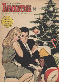 Cover Thumbnail for Romantica (Ibero Mundial de ediciones, 1961 series) #10