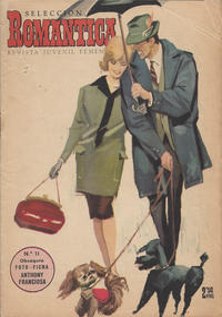 Cover Thumbnail for Romantica (Ibero Mundial de ediciones, 1961 series) #11
