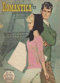 Cover Thumbnail for Romantica (Ibero Mundial de ediciones, 1961 series) #32