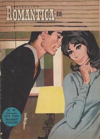 Cover Thumbnail for Romantica (Ibero Mundial de ediciones, 1961 series) #39