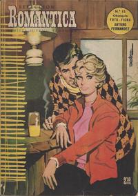 Cover Thumbnail for Romantica (Ibero Mundial de ediciones, 1961 series) #15