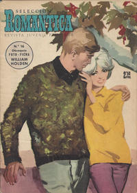 Cover for Romantica (Ibero Mundial de ediciones, 1961 series) #16