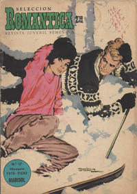 Cover Thumbnail for Romantica (Ibero Mundial de ediciones, 1961 series) #17