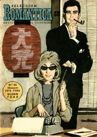 Cover Thumbnail for Romantica (Ibero Mundial de ediciones, 1961 series) #20