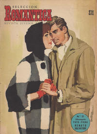 Cover Thumbnail for Romantica (Ibero Mundial de ediciones, 1961 series) #21