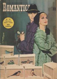 Cover Thumbnail for Romantica (Ibero Mundial de ediciones, 1961 series) #22