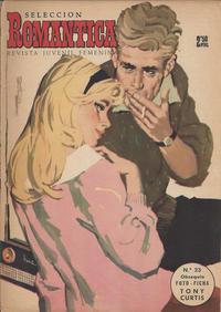 Cover Thumbnail for Romantica (Ibero Mundial de ediciones, 1961 series) #23