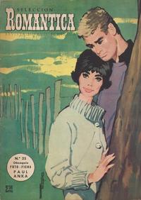 Cover Thumbnail for Romantica (Ibero Mundial de ediciones, 1961 series) #25