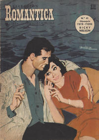 Cover for Romantica (Ibero Mundial de ediciones, 1961 series) #41