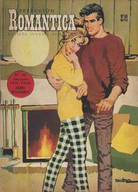 Cover Thumbnail for Romantica (Ibero Mundial de ediciones, 1961 series) #30
