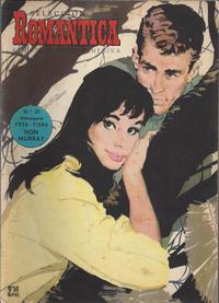 Cover Thumbnail for Romantica (Ibero Mundial de ediciones, 1961 series) #31