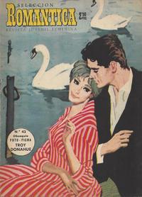 Cover Thumbnail for Romantica (Ibero Mundial de ediciones, 1961 series) #43