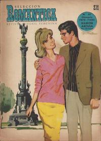 Cover Thumbnail for Romantica (Ibero Mundial de ediciones, 1961 series) #50