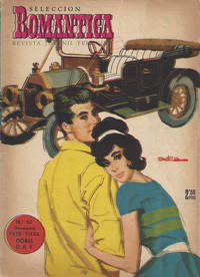 Cover Thumbnail for Romantica (Ibero Mundial de ediciones, 1961 series) #52
