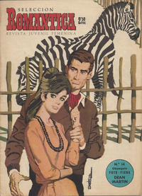 Cover Thumbnail for Romantica (Ibero Mundial de ediciones, 1961 series) #14