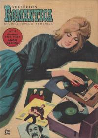 Cover Thumbnail for Romantica (Ibero Mundial de ediciones, 1961 series) #13