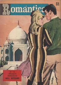 Cover Thumbnail for Romantica (Ibero Mundial de ediciones, 1961 series) #78