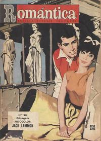 Cover Thumbnail for Romantica (Ibero Mundial de ediciones, 1961 series) #90