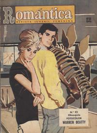Cover Thumbnail for Romantica (Ibero Mundial de ediciones, 1961 series) #92