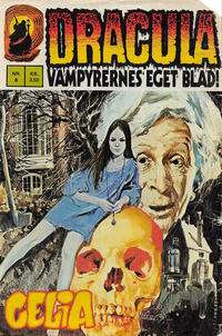 Cover Thumbnail for Dracula (Interpresse, 1972 series) #6