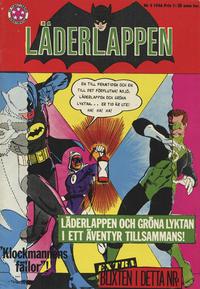 Cover Thumbnail for Läderlappen (Centerförlaget, 1956 series) #3/1966
